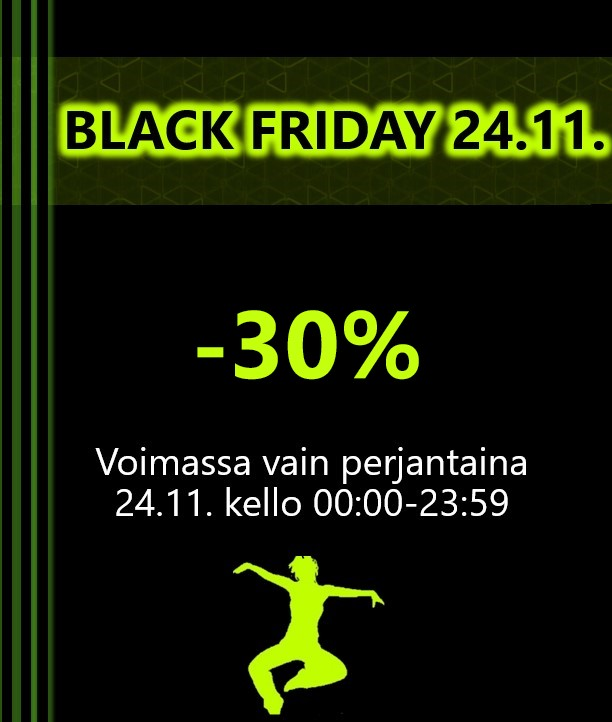Black Friday 24.11.2017