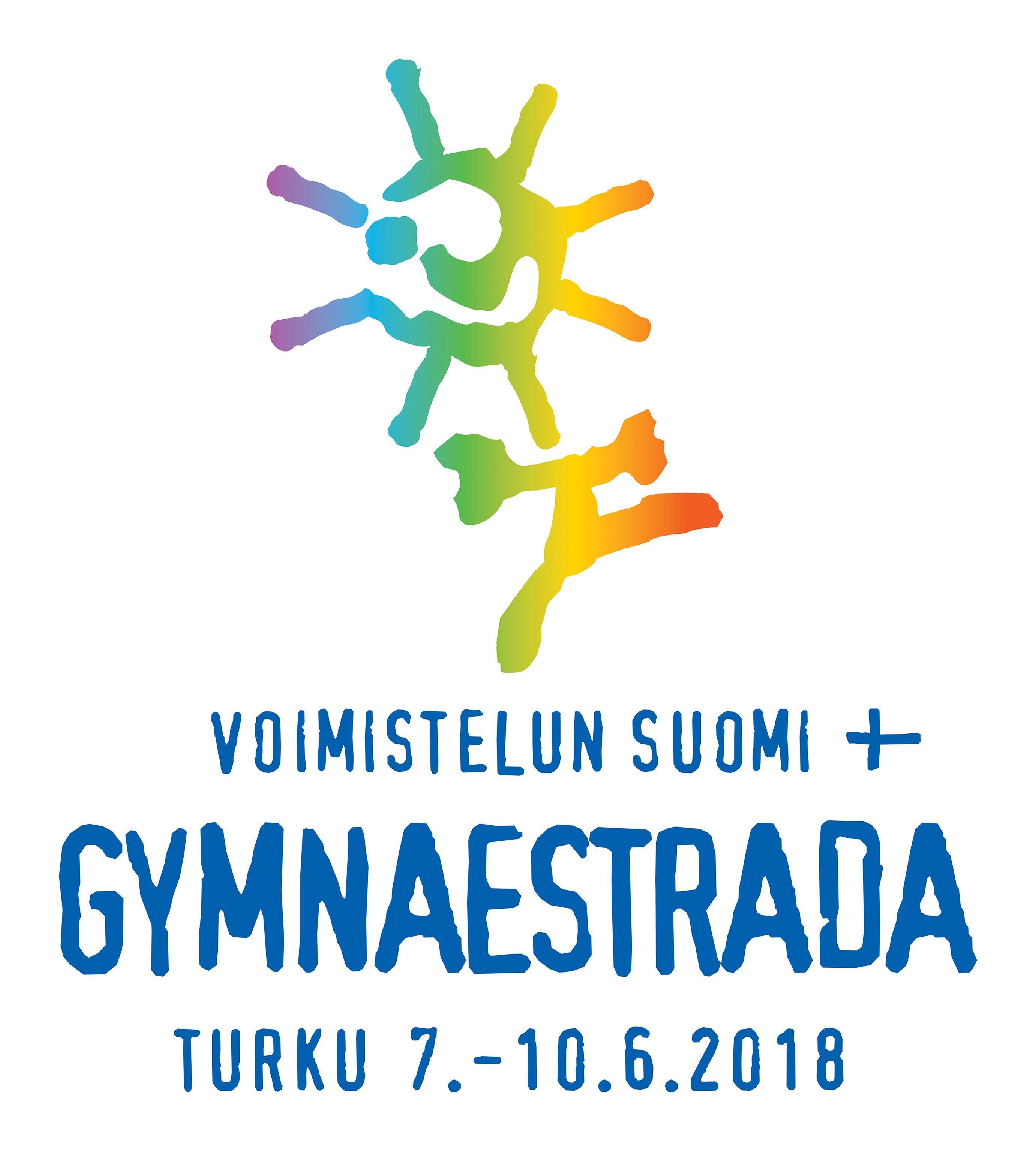Suomi Gymnaestradan yhteisharjoitukset Kempeleessä su 22.4.2018